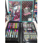 Set De Arte Monster High Original 42 Piezas