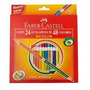 24 Lapices Bicolores Faber Castells (son 48 Colores)