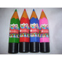 Estuche 24 Lapices Colores-pinturitas Simball Larg Souvenirs