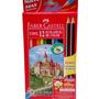 Lapices Pinturitas Faber Castell X 12 Unidades