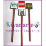 Lego Lapices Souvenirs Para Regalo Fiesta Mira!!!