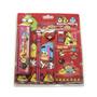Set De Librer&iacutea Grande Angry Birds