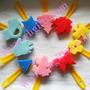 Sello Pincel Esponja. Arte.juguetes Educativos (x8)