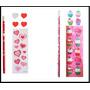 Souvenirs Set Escolares - Lapiz + Gomas + Stickers X 10