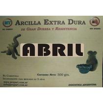 Arcilla Extra Dura En Polvo
