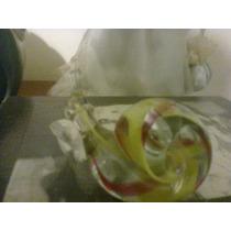 Caracol En Cristal De Murano