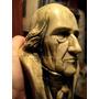 Georg Wilhelm Friedrich Hegel Busto 18cm, Filosofo, Heagel