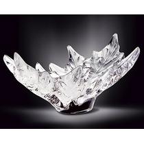 Lalique Champs-elysees Vidrio Artístico Europeo Firmado