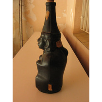 Botella Escultura Peru