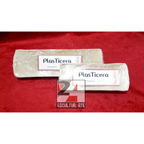 Plasticera Tecnarte Dureza Media X 500g