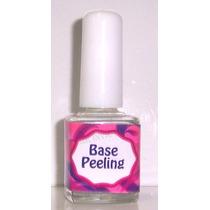 Base Peel Off Protege Las Uñas Cuando Esmaltas Y De Glitters