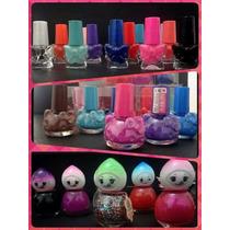 Esmaltes De Hello Kitty! Pack X 24 P/ Spa De Nenas Souvenirs
