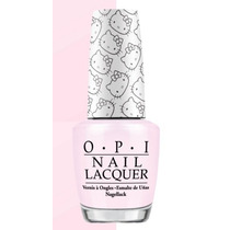 Hello Kitty By Opi Edición Pinks (lets Be Friends!)