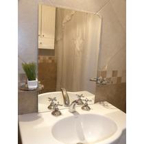 Espejo Rectangular Para Decorar Baño, Dormitorio, Living