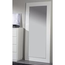 Espejo Rectangular 170 X 70cm - Marco Melamina - Decoracion