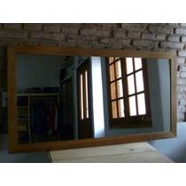 Espejo Marco Pinotea 1,50 X 0,80 Mts