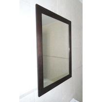 Espejos De Baño Decoración Minimalista Para Vanitory 68 X 50