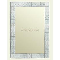 Espejo Marco De Espejitos 40 X 60 Cm Oferta