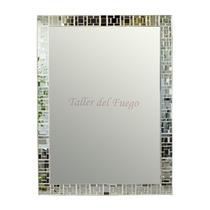 Espejo Marco De Espejitos 60 X 80 Cm
