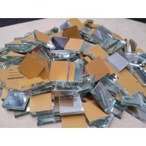 Venecitas Espejo 4mm Incoloro Por Kg. A Granel 2x2cm
