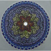Mural Mosaiquismo Circular