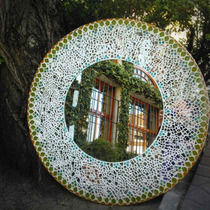 Espejo Mosaiquismo Circular
