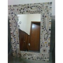 Espejo En Venecitas Para Baño Diseño Y Decoracion