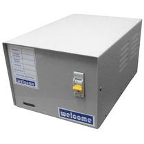 Estabilizador Elevador Tension 5.5kva Automático Env Gratis