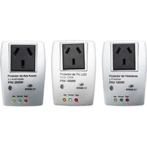 Pack X 3 Protector Tension Heladera Televisor Y Aire
