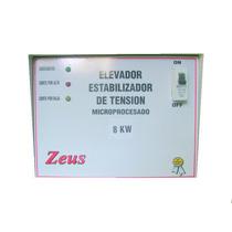 Elevador Automatico De Tension 8kw 145-240v. Con Corte