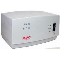 Estabilizador Regulador De Voltaje Apc Le-6001 600va 4 Tomas