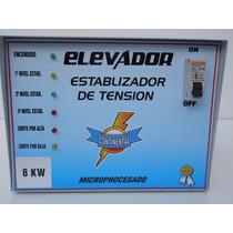 Elevadores Automaticos 8 Kw. Eleva Desde 140v C/corte. Padua