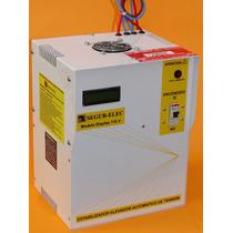 Elevador De Tensión Estabilizador 11000 Watts Para Casa