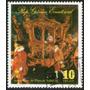 Guinea Ecuatorial Sello Usado 26° Aniv. Reina Elizabeth 2°