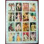 Guinea Ecuatorial Arte Blq 16 Sellos Desnudos 74 Usado L6028