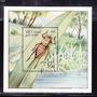 1986 Insectos - Abejas- Escarabajos- Vietnam (bloque Y Serie