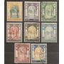 Siam- Thailandia-colonia Inglesa Año1906 Valores Usados