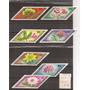 Mongolia 1975 Flora Yvert 776-82 Serie Completa Usado