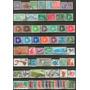 India Pequeña Colección Alrededor De 80 Usados Años 1949-94