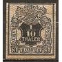 Hannover Alemania Año1856 Usada Lujo!!! Cat.u$s 140.-