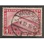 Alemania Reich Año1928 Aereo 1v Usado Cat +u$s60.-