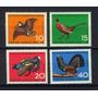 1965 Fauna- Aves- Alemania Federal