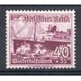 Reich 1937 Mi 659** Yv 602 Mint Barcos