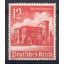 Reich 1940 Mi 756** Yv 680 Mint Castillos Arquitectura