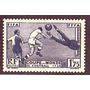 Francia Yv. 396 Futbol Copa Mundial 1938 Estampilla Mint