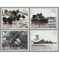 2004 Segunda Guerra Mundial- Barcos- Aviones - Gibraltar