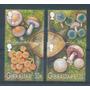 Gibraltar 2003 Sc #950-953 Serie Completa Hongos Mint U$9,5