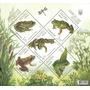 Fauna Anfibios Ranas - Ucrania - Hojita De 5 Mint (mnh)