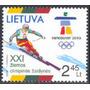 Olímpicos De Invierno - Lituania 2010 - Mint (mnh)