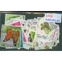 100 Estampillas De Mariposas ¡ Distintas !